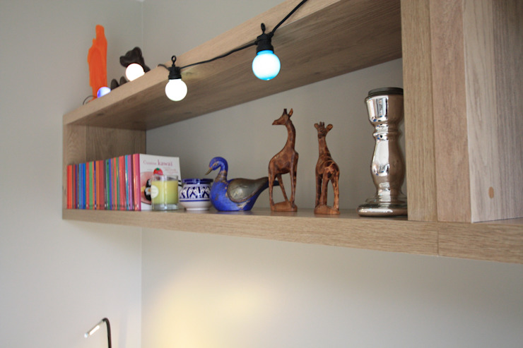 SAB & CO Modern Study Room and Home Office