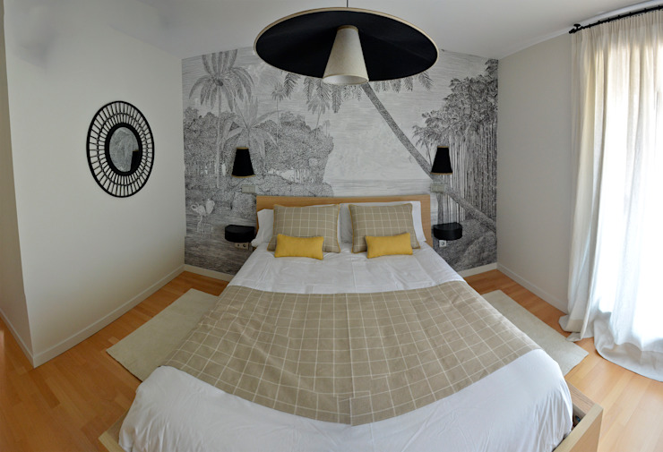 Talaire Grup S.L Modern style bedroom