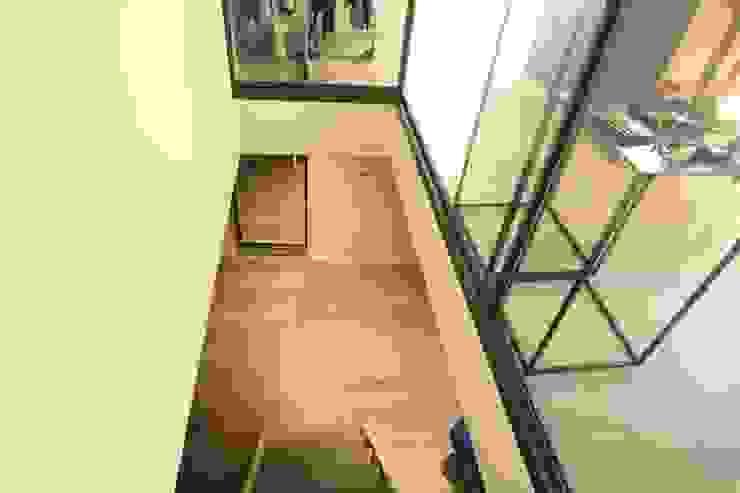 Escalier - Accès à la chambre SAB & CO Escalier