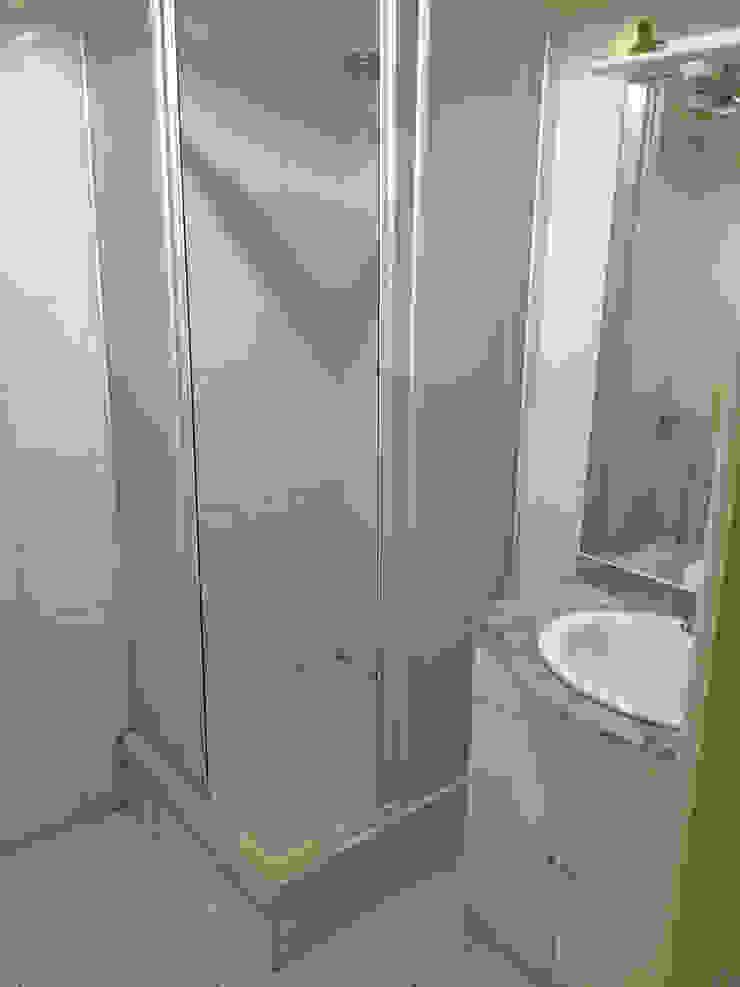 Salle de bain avant SAB & CO Salle de bain moderne