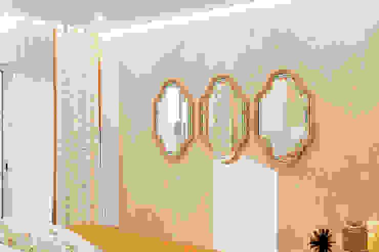 Artichok Design 臥室 木頭 White