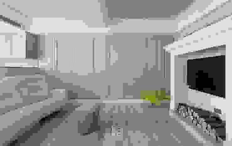 小客廳 禾廊室內設計 Living room