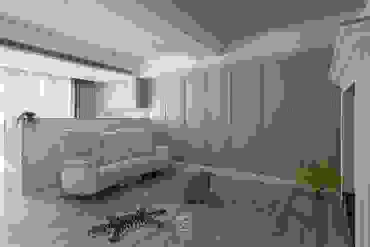 造型牆面 禾廊室內設計 Living room