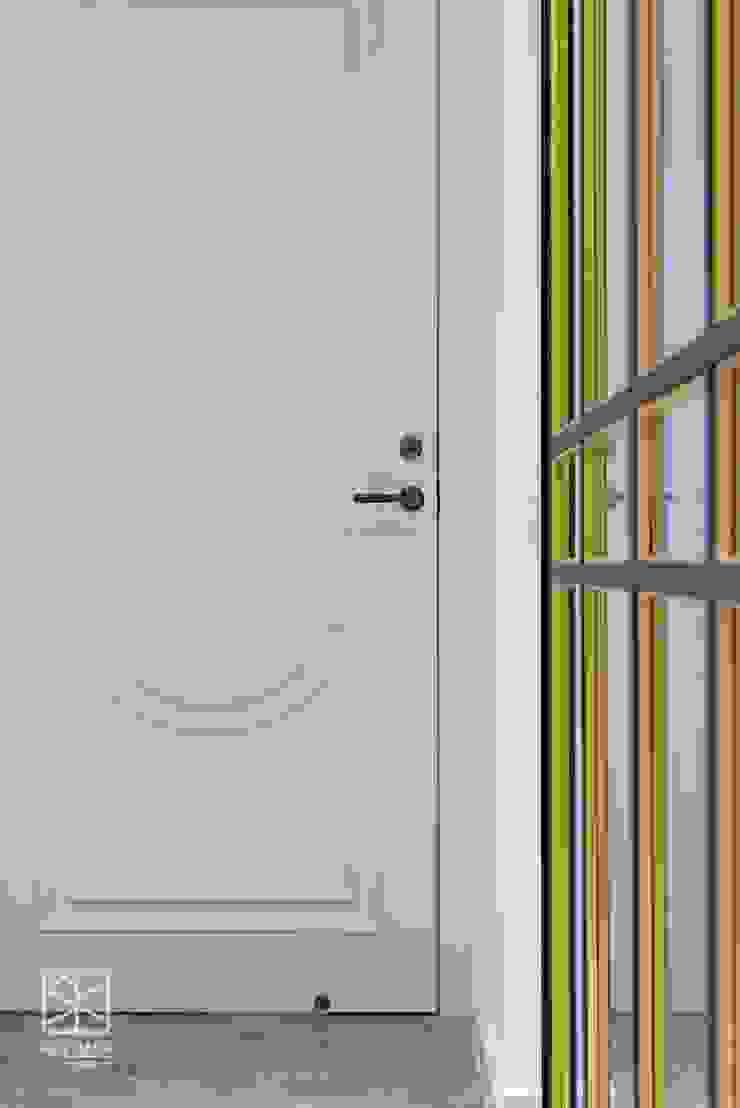 門扇細節 禾廊室內設計 Windows & doors Doors