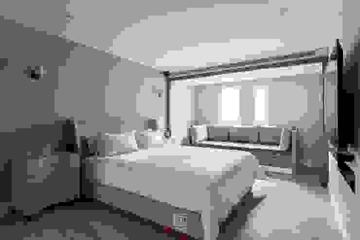 活動式臥鋪 禾廊室內設計 Classic style bedroom