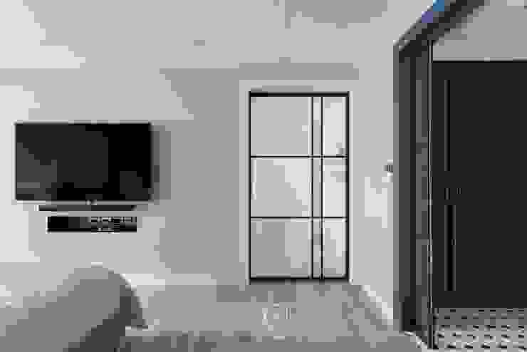 臥室電視牆 禾廊室內設計 Classic style bedroom