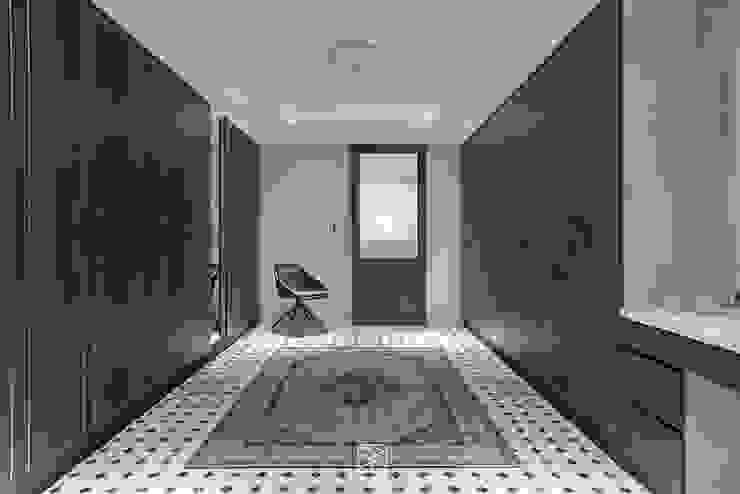 更衣室 禾廊室內設計 Classic style dressing room