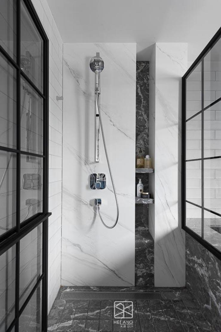 美式淋浴區 禾廊室內設計 Classic style bathroom