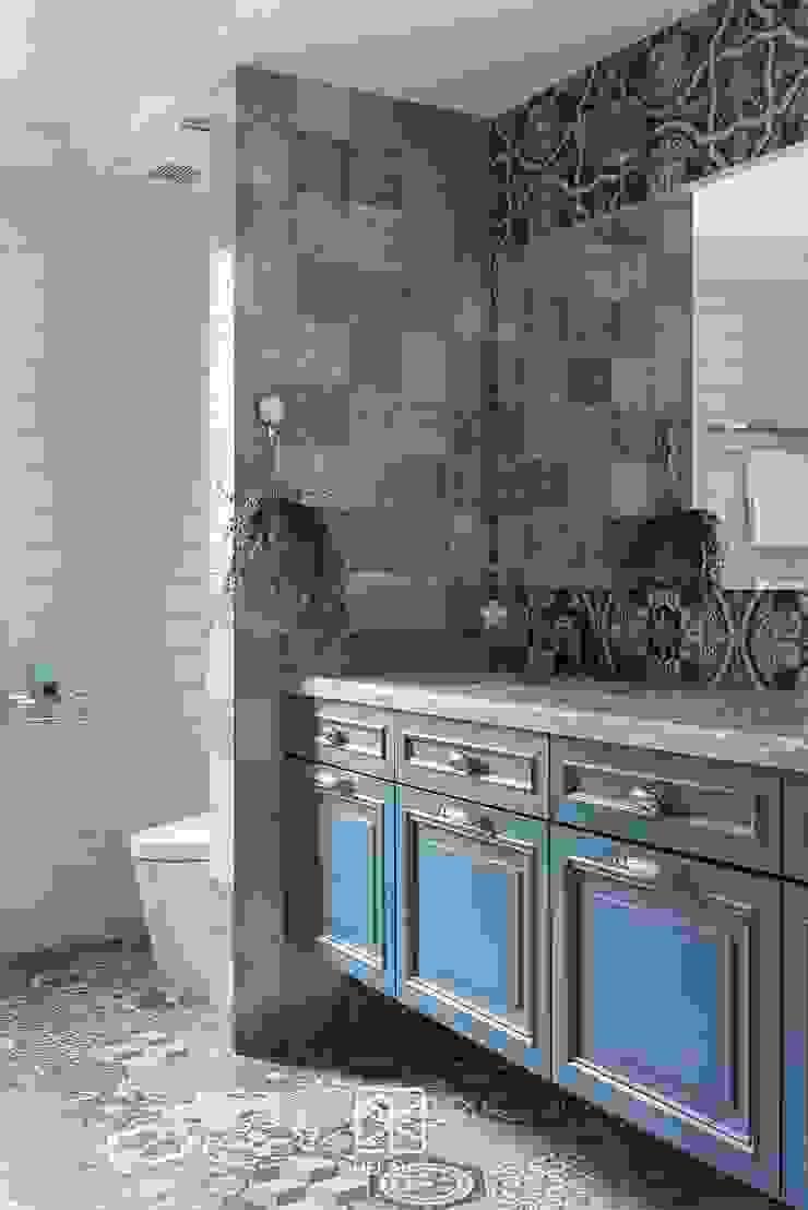 側牆設計 禾廊室內設計 Classic style bathroom