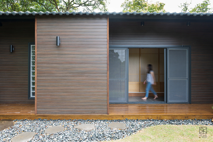 外牆設計 禾廊室內設計 Country house