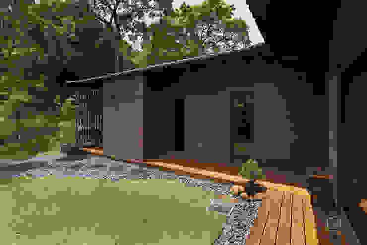 弧形草皮設計 禾廊室內設計 Rock Garden