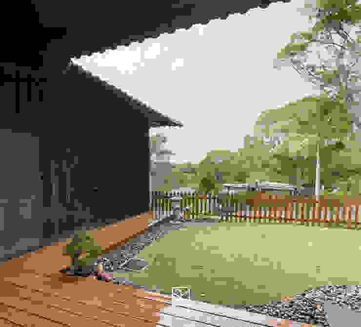 南方松踏板設計 禾廊室內設計 Zen garden