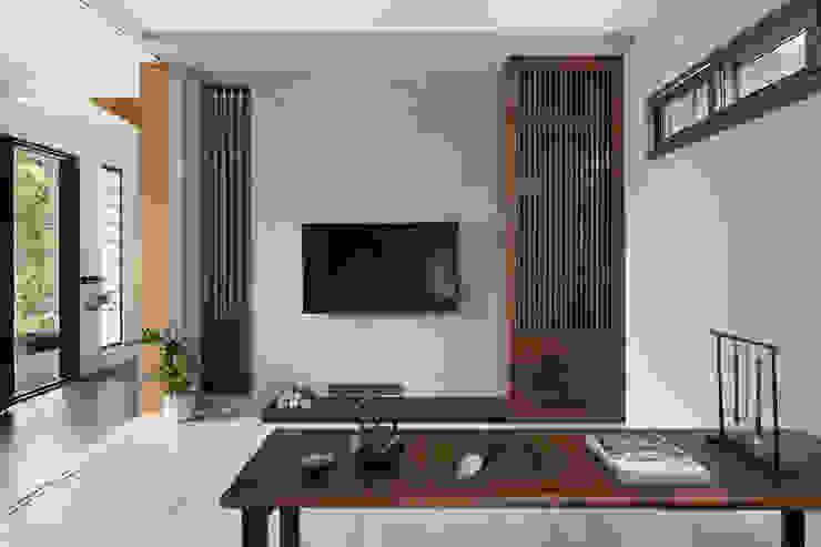 電視牆設計 禾廊室內設計 Living room