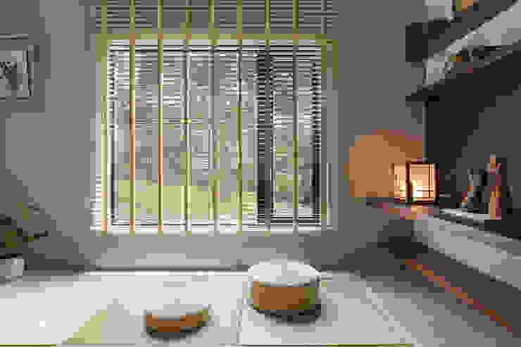 開窗設計 禾廊室內設計 Asian style bedroom