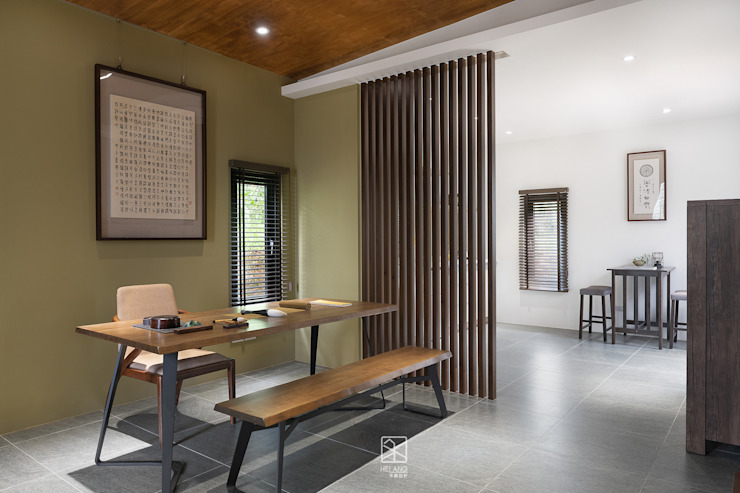 開窗學問 禾廊室內設計 Asian style window and door