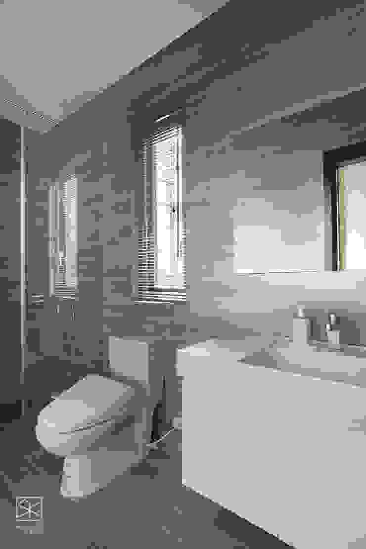 主浴設計 禾廊室內設計 Asian style bathroom