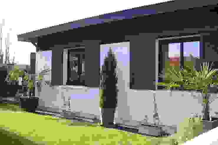Jardin SAB & CO Maisons modernes