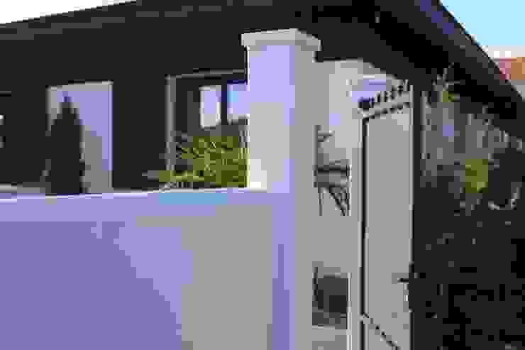 Portillon d'entrée SAB & CO Maisons modernes