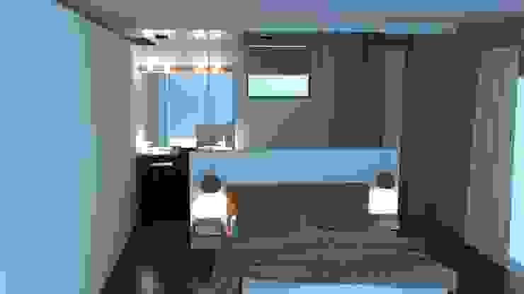 Chambre 3D SAB & CO Chambre moderne