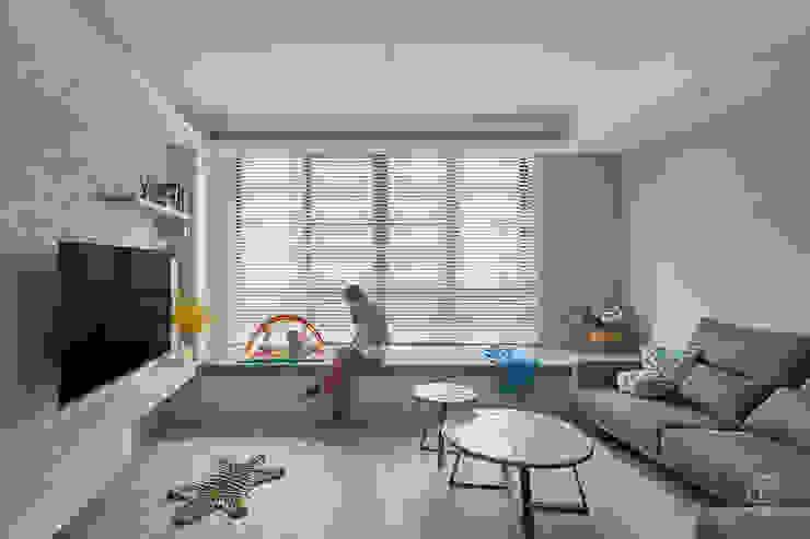 臥鋪 禾廊室內設計 Living room