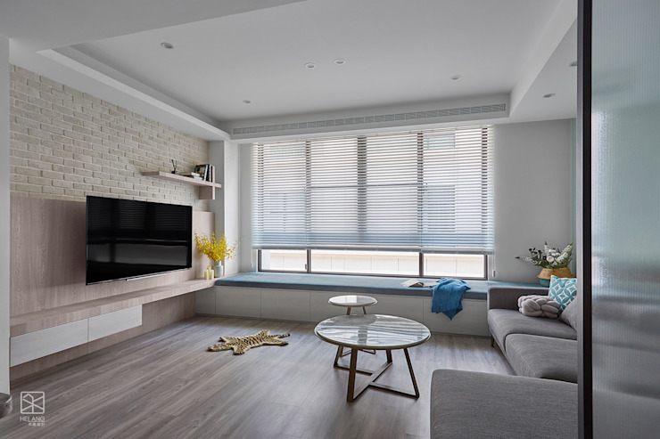 光線與空間 禾廊室內設計 Living room