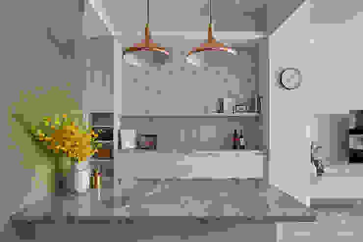 餐邊櫃 禾廊室內設計 Scandinavian style dining room
