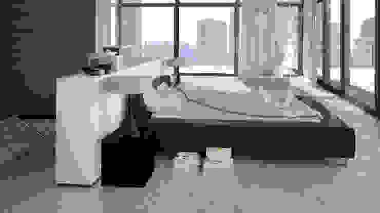 Floorwell Modern Bedroom