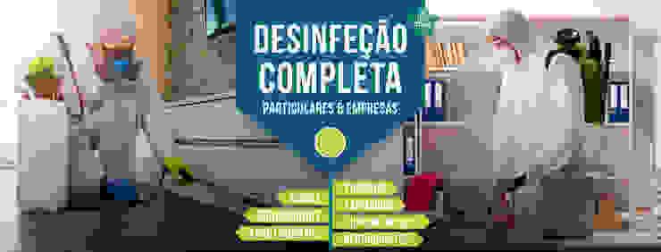 Limpeza e Desinfeção House Shine Espaços de trabalho clássicos