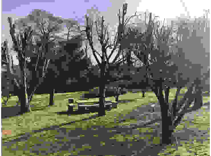 BCimobiliária Country style garden