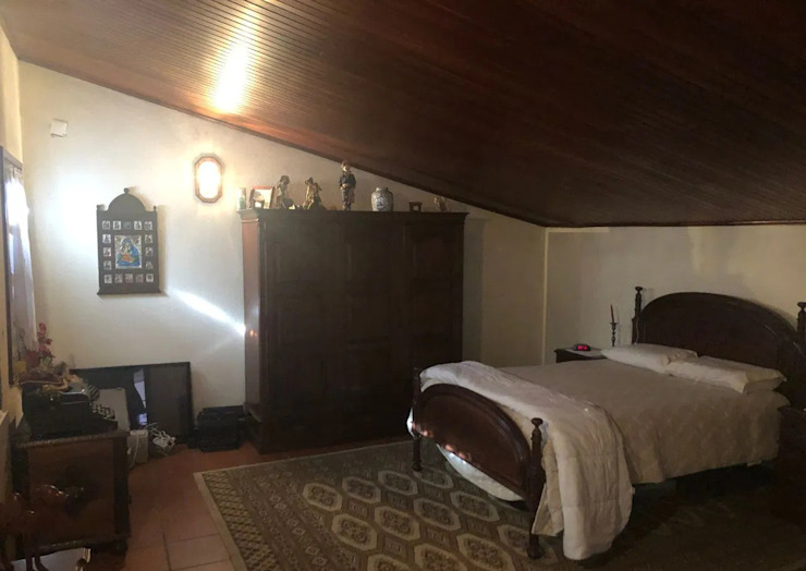 BCimobiliária Country style bedroom