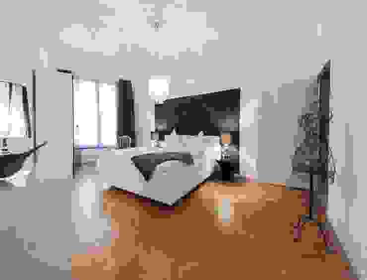 Immobilienfotografie & Architekturfotografie André Henschke モダンスタイルの寝室