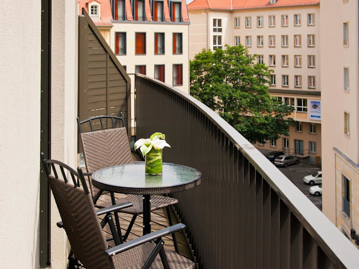 Immobilienfotografie & Architekturfotografie André Henschke Balcone