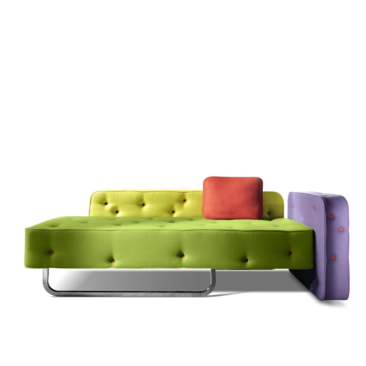 Funky unique Italian 2/3 seater sofa Chew by Adrenalina My Italian Living Living roomSofas & armchairs