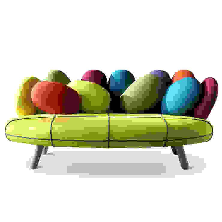 Ultramodern funky Italian 2-P sofa by Adrenalina My Italian Living Living roomSofas & armchairs