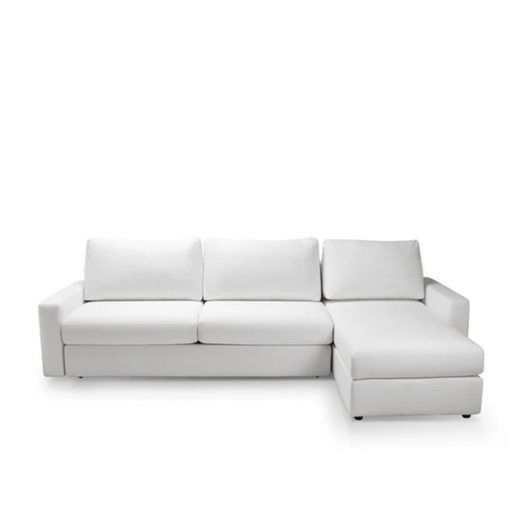 Glenn corner 5 seater sofa with armrest by Domingo My Italian Living Living roomSofas & armchairs
