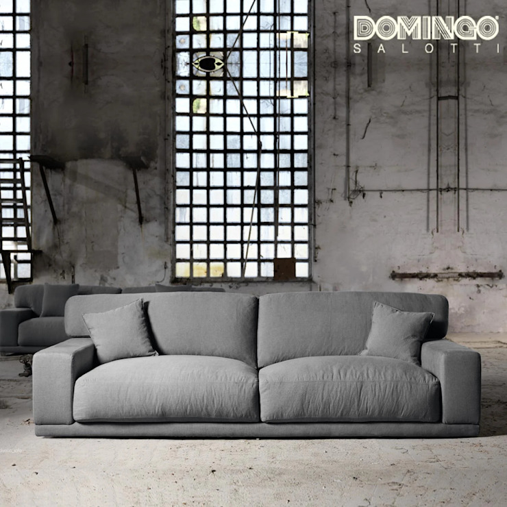 Contemporary modular 4 seater sofa Doyle by Domingo Salotti My Italian Living Living roomSofas & armchairs