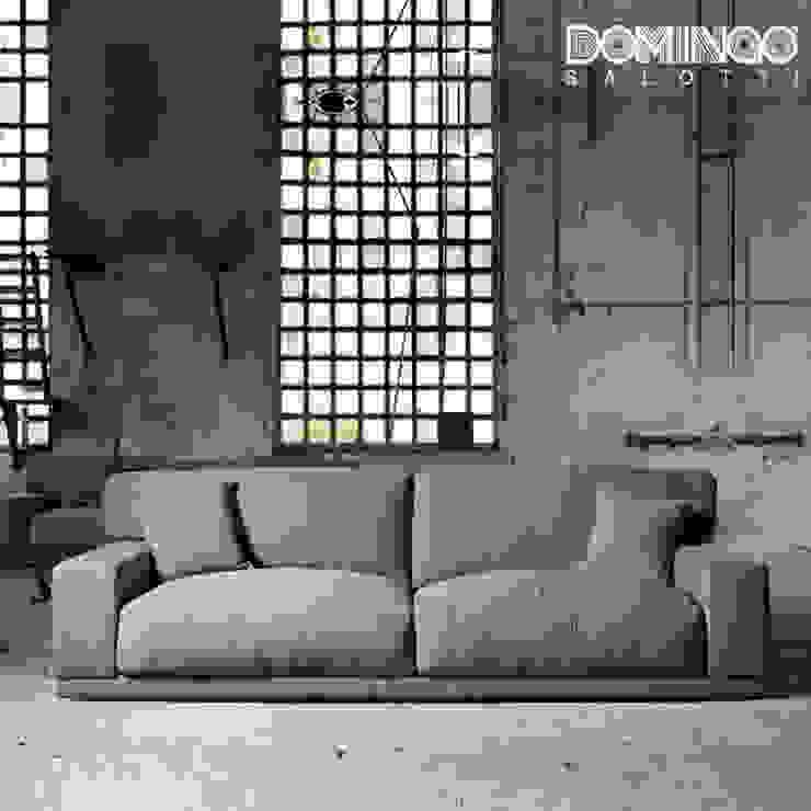 Contemporary modular 4 seater sofa Doyle by Domingo Salotti My Italian Living Living roomSofas & armchairs