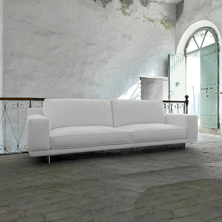 The beautifully designed sofa is ideal for both living and bedroom areas. It is My Italian Living Living roomSofas & armchairs