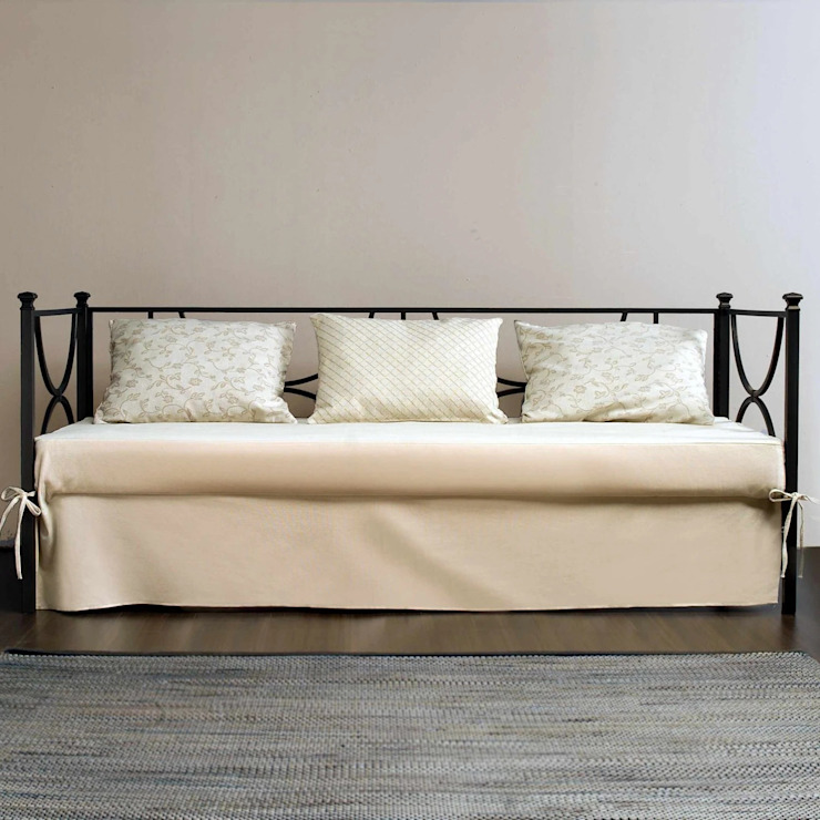 Duetto wrought iron sofa bed by Cosatto Letti My Italian Living Living roomSofas & armchairs