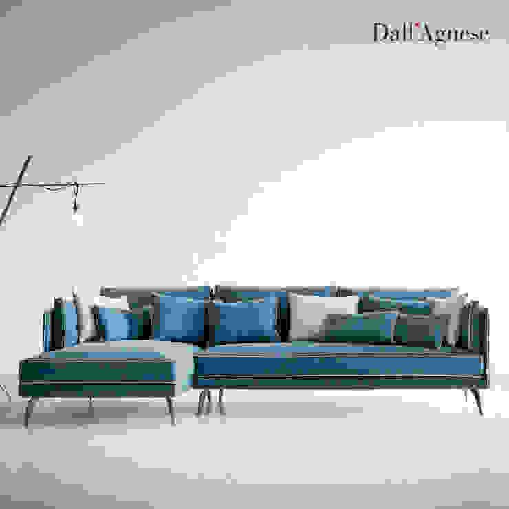 Milton contemporary Italian designer sofa by Dall'Agnese My Italian Living Living roomSofas & armchairs