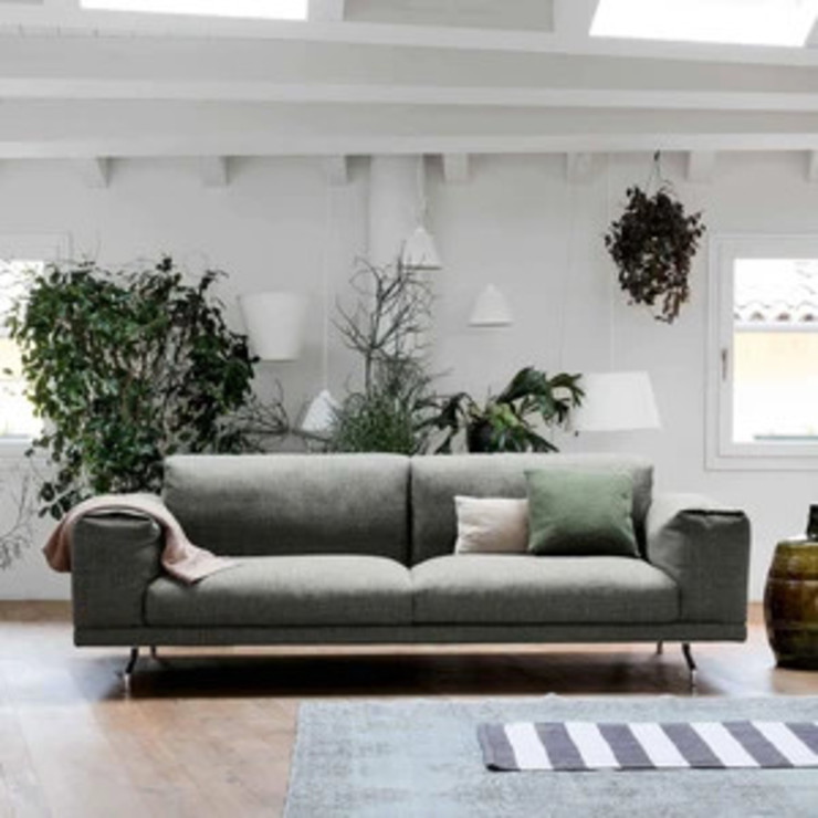 Poldo modern sectional sofa by Dall'Agnese My Italian Living Living roomSofas & armchairs