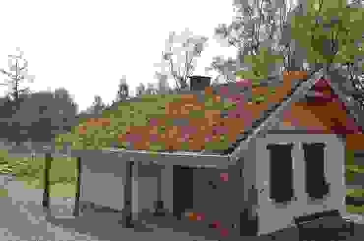 GREENFOND POLSKA SPÓŁKA Z OGRANICZONĄ ODPOWIEDZIAL Flat roof