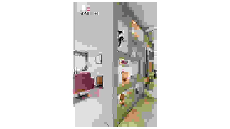 Sgabello Interiores Living roomCupboards & sideboards Beige