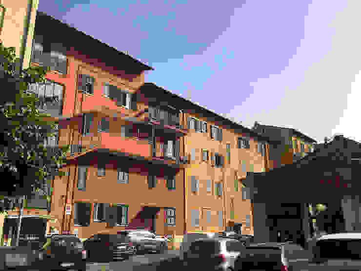 Casa Arbib Daniele Arcomano Case moderne