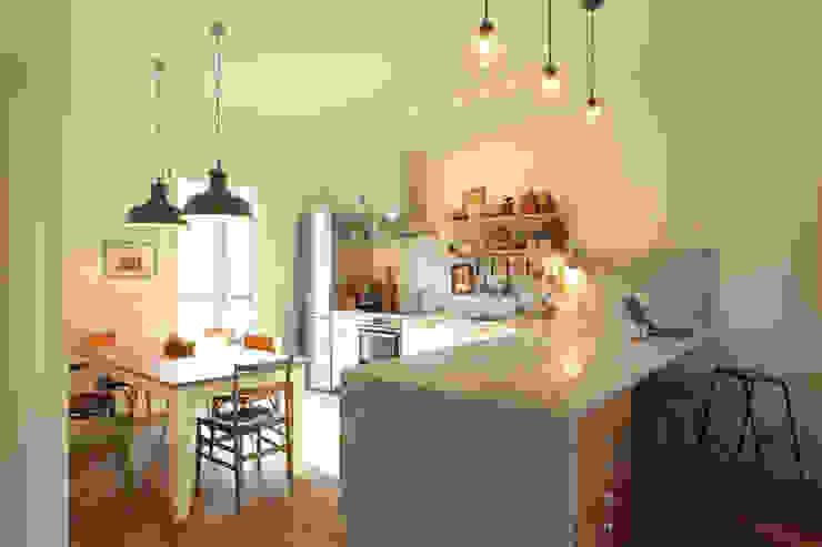 Casa Arbib Daniele Arcomano Cucina moderna