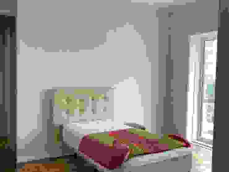 BCimobiliária Modern style bedroom