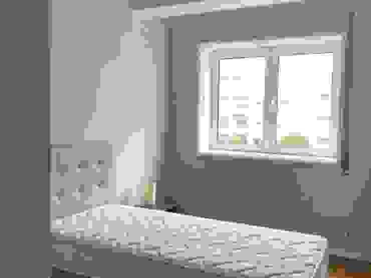BCimobiliária Modern Bedroom