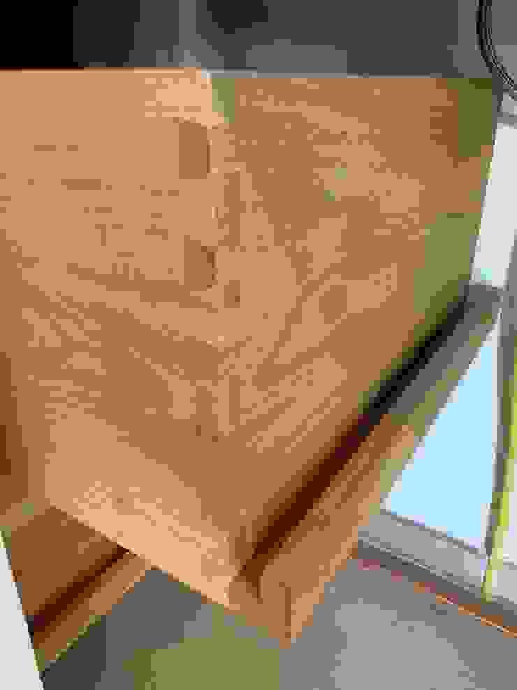 il falegname di Diego Storani KuchniaMeble do przechowywania Lite drewno