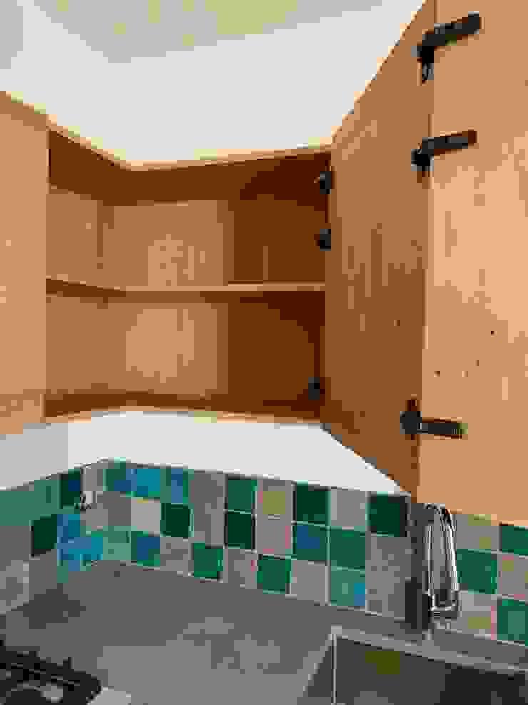 il falegname di Diego Storani 廚房收納櫃與書櫃