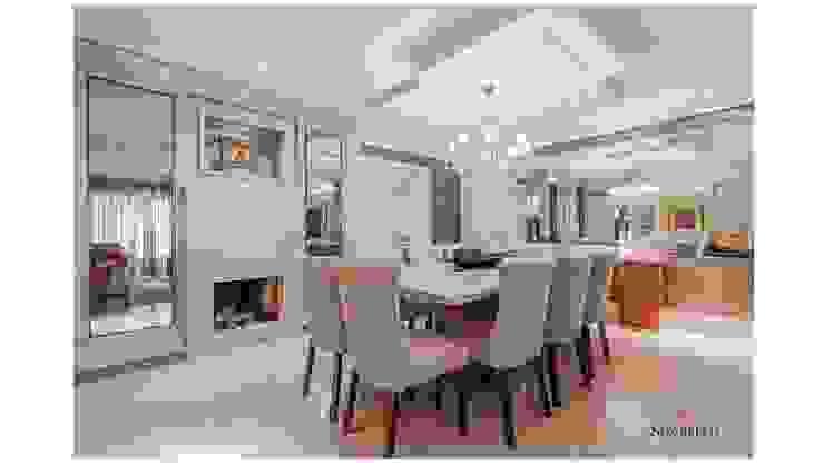 Sgabello Interiores Dining roomChairs & benches Cotton